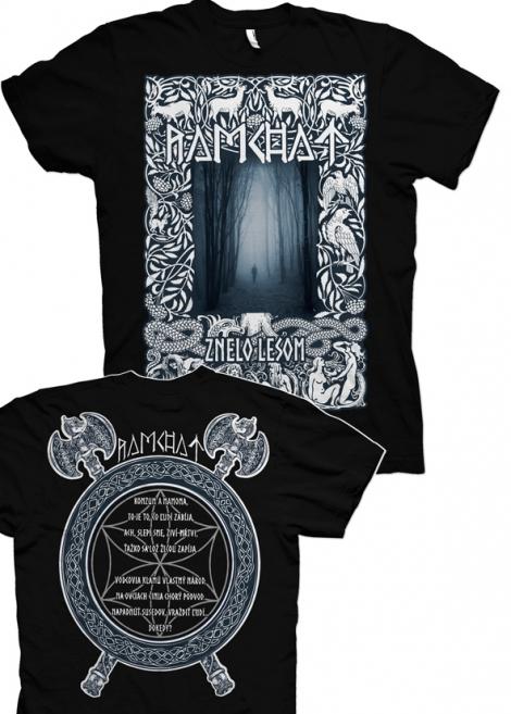 Ramchat 01 - Znelo lesom (čierne tričko)