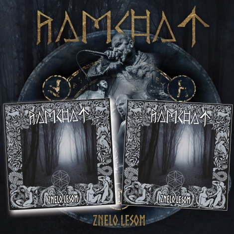 Ramchat - LP + jewel CD + digipack CD Znelo lesom