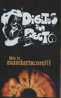 DIGITUS IN RECTO - This is Mandarincore!!!