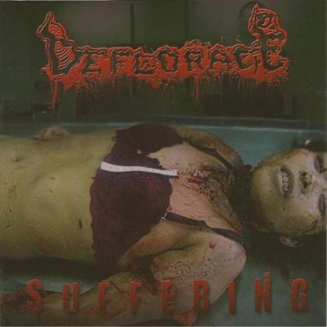 Deflorace - Suffering (CD)
