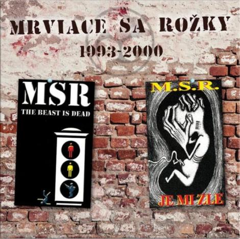 Mrviace sa rožky - 1993 - 2000 (CD)