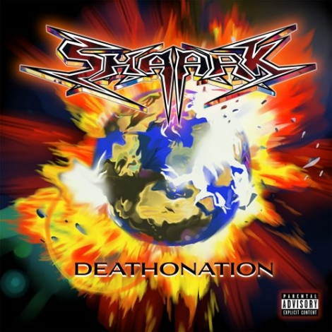 Shaark - Deathonation (CD)