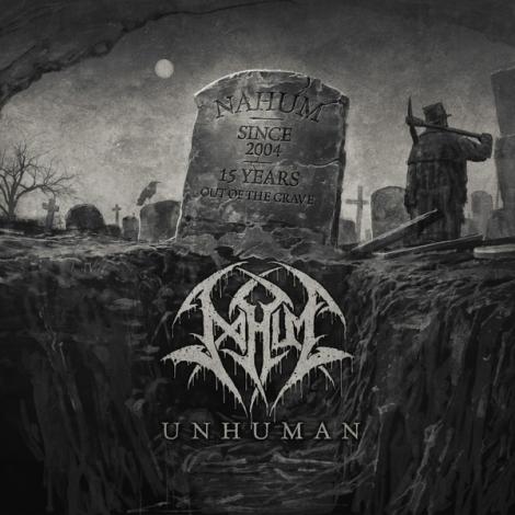 Nahum - Unhuman (CD)