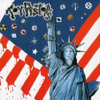 Toy Pištoľs - Prispôsob sa, alebo zdochni! (Change or Die!) (CD)