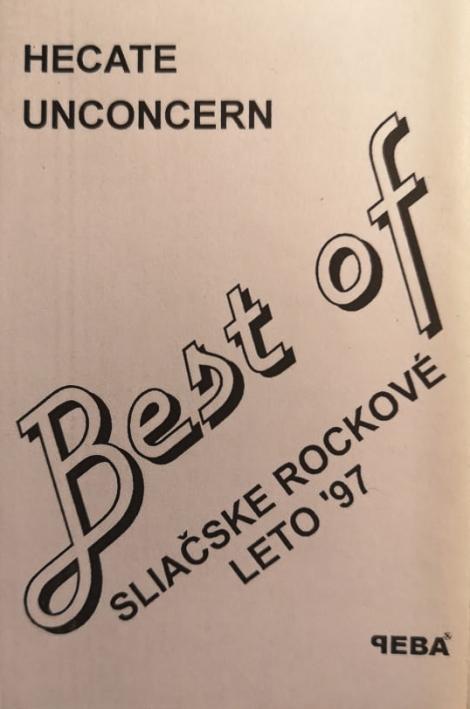 Hecate / Unconcern - Sliačské rockové leto ´97 (MC)