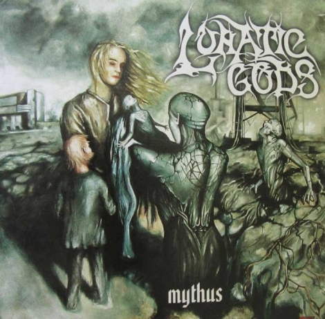 Lunatic Gods - Mythus (LP)