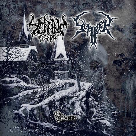 Чёрные Озёра / Sumrak - Obscurus (CD)