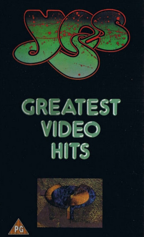 Yes - Greatest Video Hits (DVD)