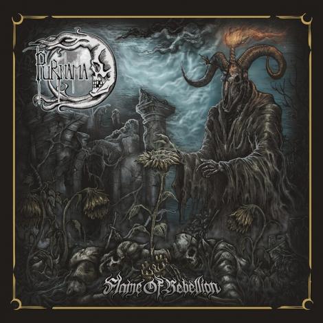 Purnama - Flame of Rebellion (CD)