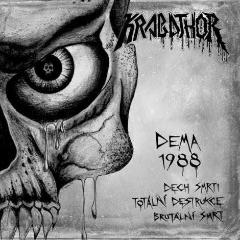 Krabathor - Demonizer / Mortal Memories II. (2 CD + DVD)