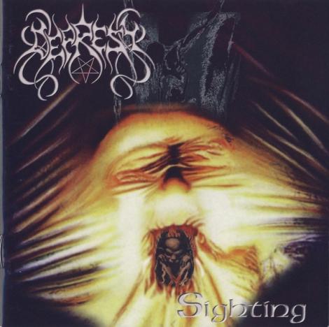 Depresy - Sighting (CD)