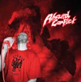 ABSURD CONFLICT - Absurd Conflict (LP)