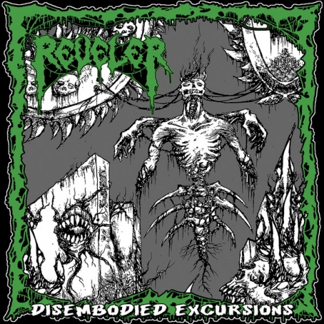 Reveler - Disembodied Excursions (CD)