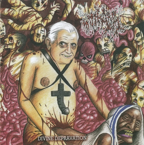 Urtikaria Anal  - Divine Depravation (CD)