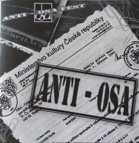 Anti-OSA Fest - Výberovka (CDr)