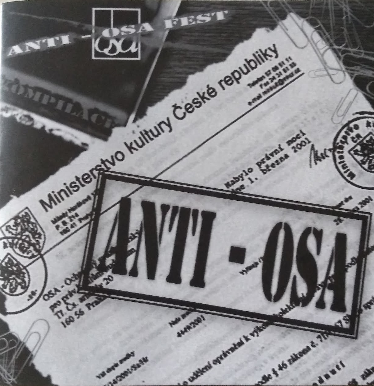 Anti-OSA Fest - Rôzni