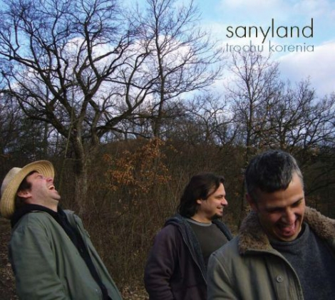 Sanyland - Trochu korenia (CD)