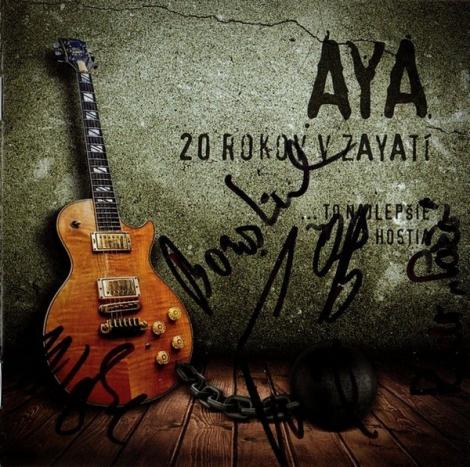 Aya - 20 rokov v zayatí (To najlepšie + hostia) (CD)