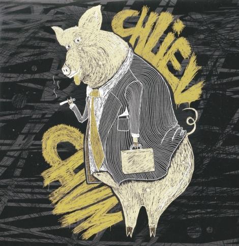 Chór vážskych muzikantov - Chliev (Digipack CD)