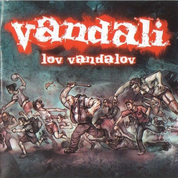 Vandali - Lov vandalov (CD)