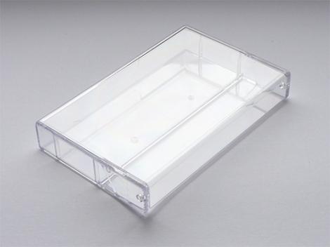 Kazetová škatuľka - MC box číry