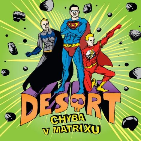 Desort! - Chyba v Matrixu