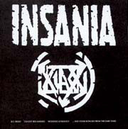 Insania - R.U. Dead? / Caught Red-Handed / Woodoo Astrology / Bonuses From The Dark Times (CD)