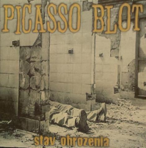 Picasso Blot - Stav ohrozenia (CDr)