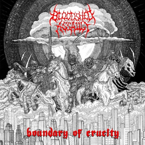 Bloodshed Assault - Boundary Of Cruelty (CD)