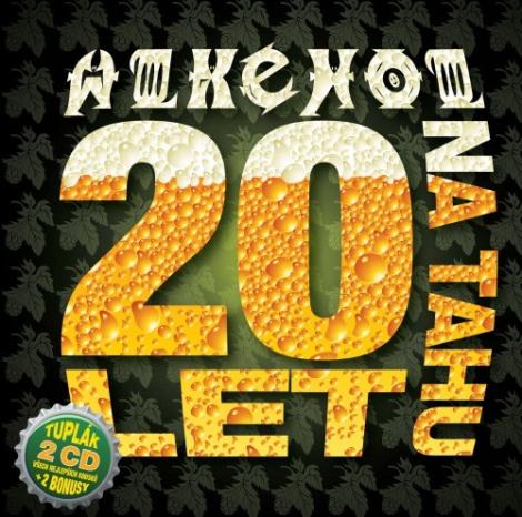 Alkehol - 20 let na tahu (Dvoj CD)