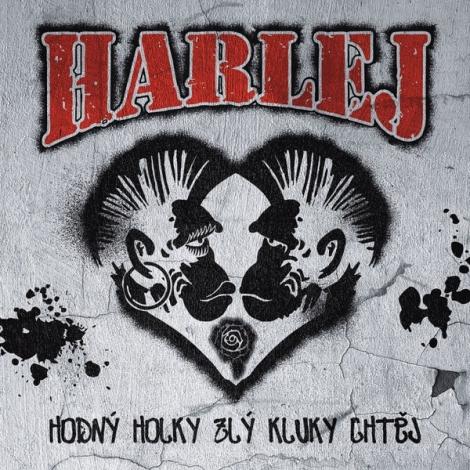 Harlej - Hodný holky zlý kluky chtěj (CD)
