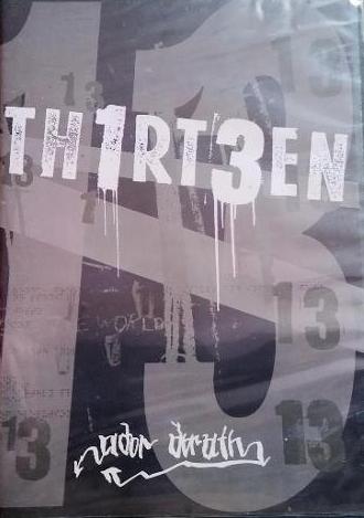 Ador Dorath - Th1rt3en (DVD)