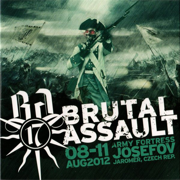 Brutal Assault 2012 - Rôzni