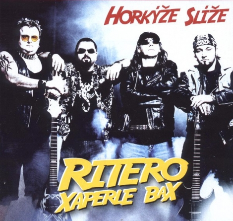 Horkýže slíže - Ritero Xaperle Bax (CD)