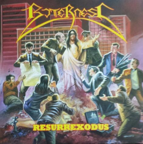 Bitterness - Resurrexodus (LP)