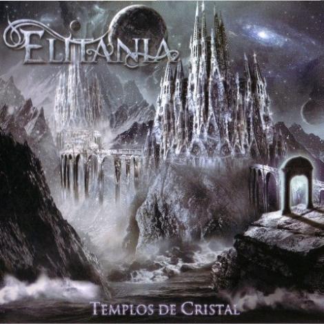 Elitania - Templos De Cristal (CD)