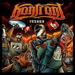 Konfront - Versus (digipack CD)