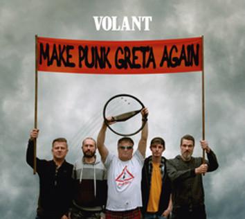 Volant - Make Punk Greta Again (LP)