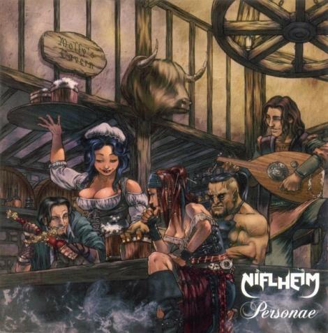 Niflheim - Personae (CD)