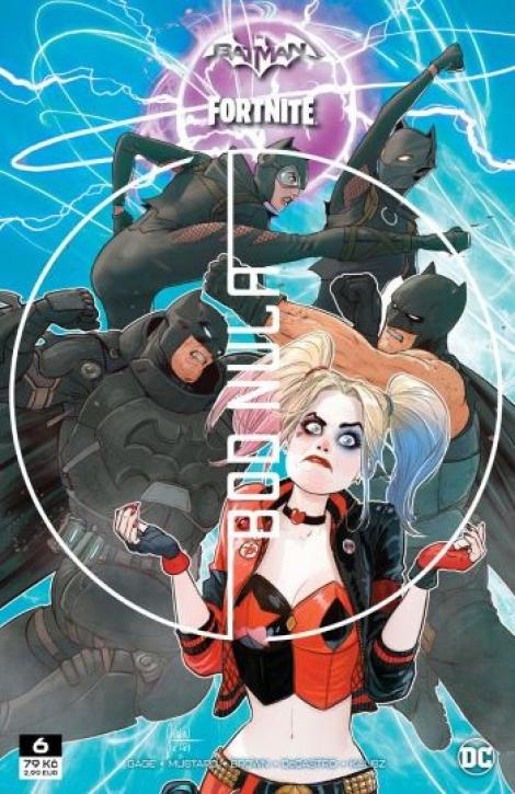 Batman Fortnite - Bod nula 6 -