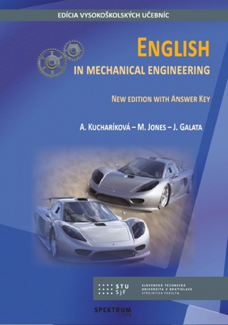 English in Mechanical Engineering - New edition with Answer Key
