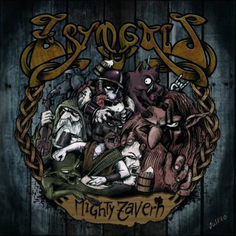 Zrymgöll - Mighty Tavern (CD)