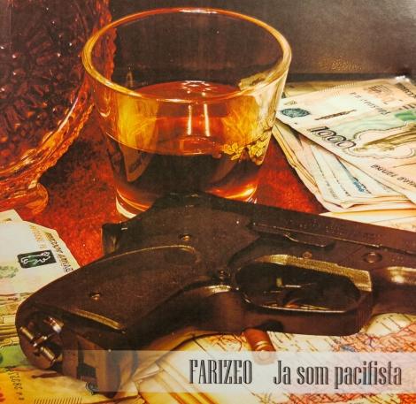 Farizeo - Ja som pacifista (CDr)