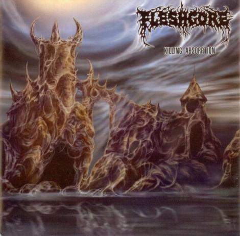 Fleshgore - Killing Absorption (CD)