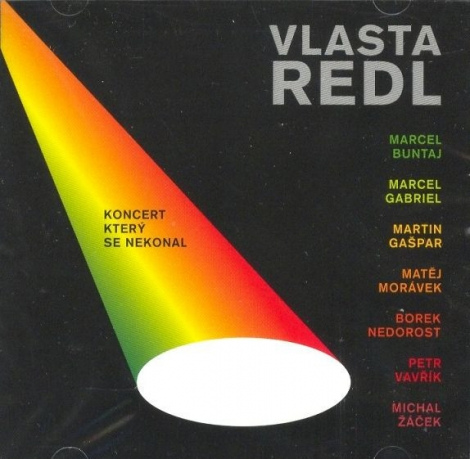 Redl Vlasta - Koncert který se nekonal (CD)