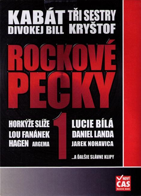 ROCKOVÉ PECKY 1 - ROCKOVÉ PECKY 1