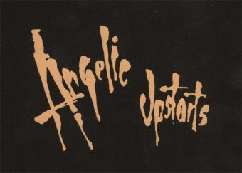 ANGELIC UPSTARTS - Logo