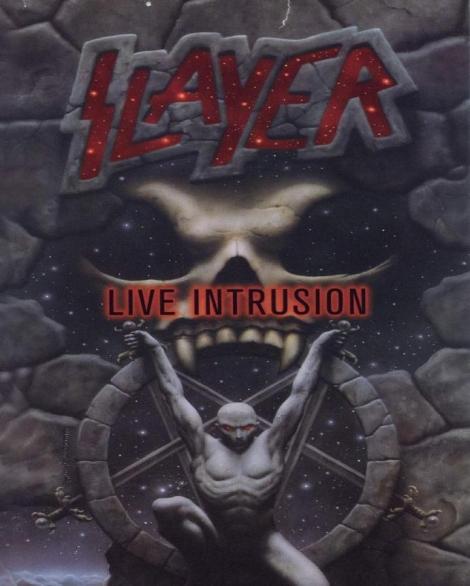 SLAYER - Live Intrusion