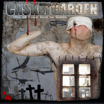 CASKET GARDEN - Open Casket, Enter The Garden.