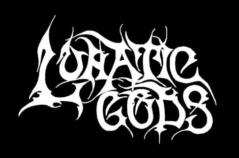 LUNATIC GODS - Logo kapely